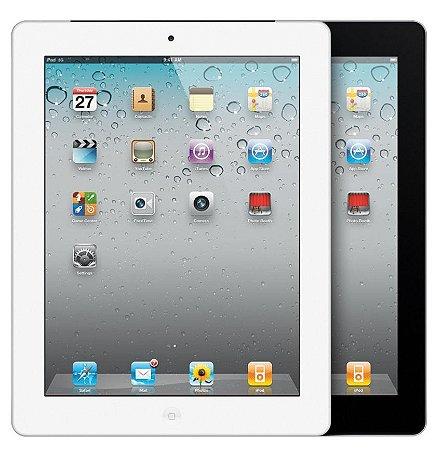 iPad 3 - 16GB - Wi Fi + 3G - Usado - 3 Meses de Garantia TudoiPhone