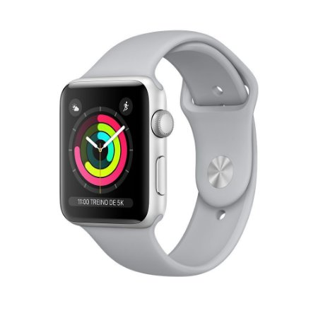 Apple Watch Series 3 Alumínio - 38mm - Seminovo