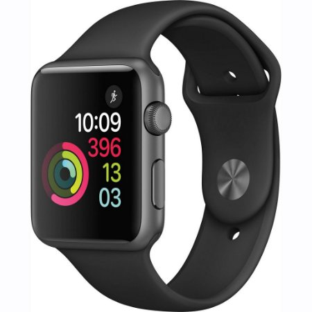 Apple Watch Series 2 - 42mm - Space Gray - Seminovo