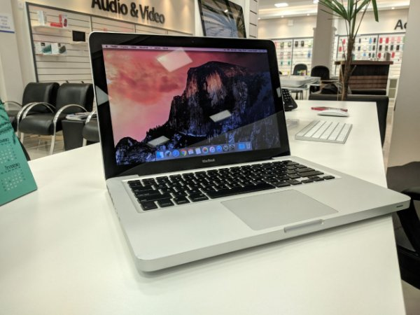 "Macbook Pro 13"" Usado - Mid 2008 - Core 2 Duo 2.0 GHZ 4GB RAM 500GB HD - 3 Meses de Garantia TudoiPhone"