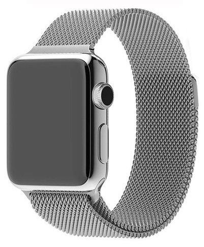 Apple Watch Series 1 Aço Loop Milanês - 38mm - Usado - 3 Meses de Garantia TudoiPhone