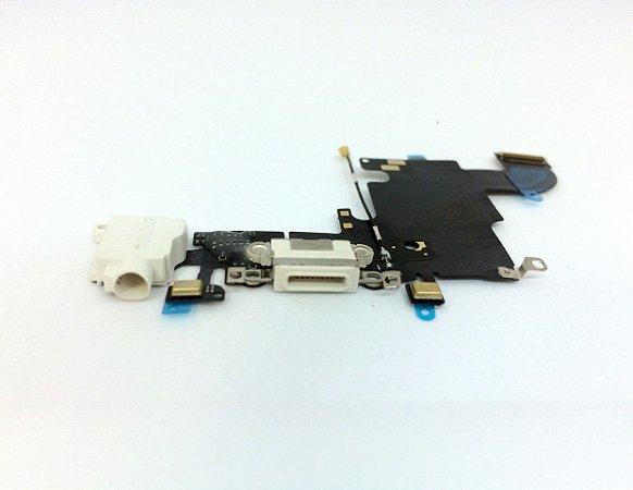 Cabo Flex Conector Carga iPhone 6S - 3 Meses de Garantia TudoiPhone