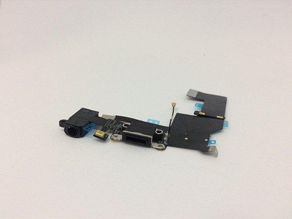 Cabo Flex Conector Carga iPhone SE - 3 Meses de Garantia TudoiPhone
