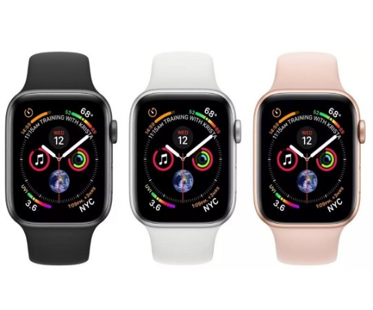Apple Watch Series 4 Alumínio Loop Band - GPS - 40mm - Seminovo