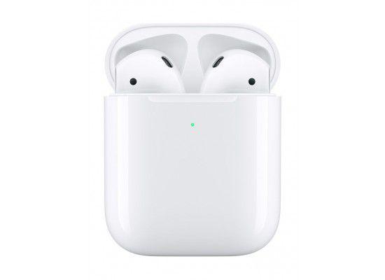 Fone de Ouvido Apple AirPods 2 - Carregamento Wirelles - Original - 1 Ano e Garantia Apple