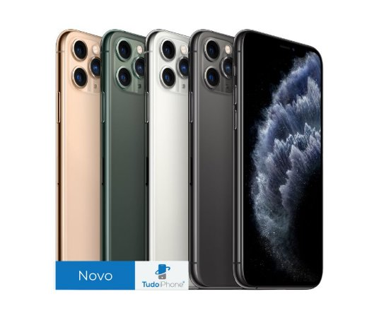 iPhone 11 Pro Max - 64GB  - 1 Ano de Garantia Apple