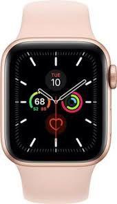 Apple Watch Series 5 - 40mm - Celular - Alumínio Sport Band - Seminovo