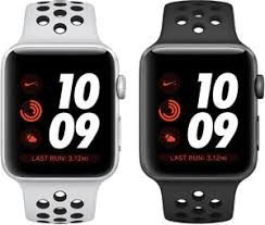 Apple Watch Series 3 - Nike + -  Alumínio - 38mm - GPS + Cellular - Seminovo - 3 Meses de Garantia TudoiPhone