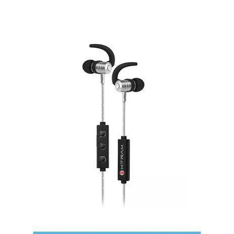 Fone de Ouvido Bluetooth Intra-Auricular c/ Microfone - Preto - Xtrax - Smart Run - 3 Anos de Garantia
