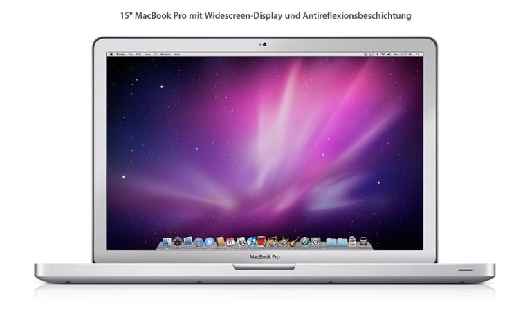 "Macbook Pro 15"" 2010 - Intel Core i5 2.4GHZ -  4GB Ram - 480GB SSD - Usado"
