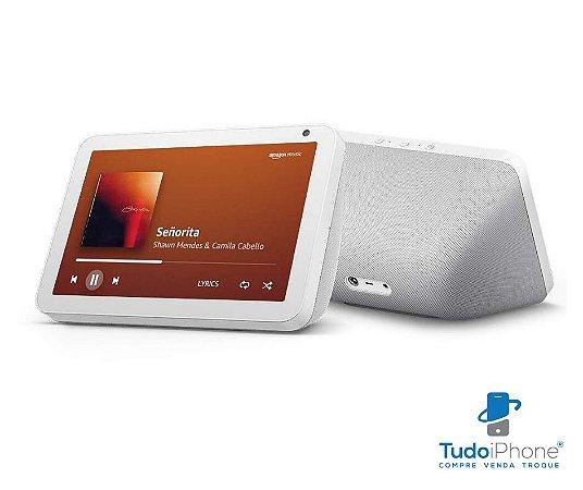 """Smart Speaker Amazon com Alexa -  Tela de 8"""" - Echo Show"""
