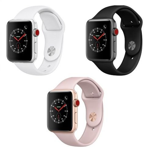 Apple Watch Series 3 - 42mm - Gps + Celular - 1 Ano de Garantia Apple