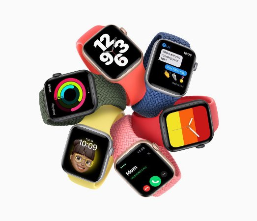 Apple Watch SE - 44mm - GPS – Seminovo
