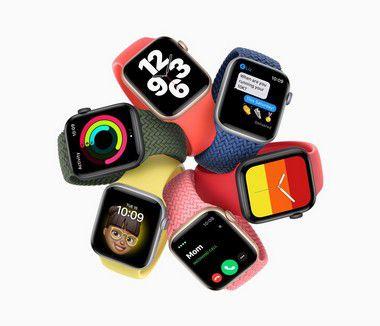 Apple Watch Series 6  - 44mm - GPS – 1 ano de garantia Apple
