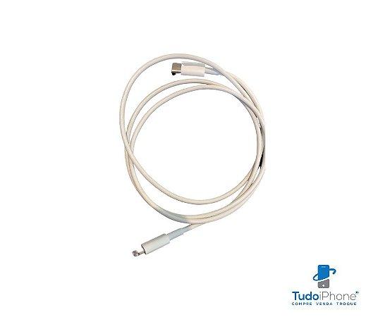 Cabo Lightning Type C USB 3.0 - Original - Seminovo