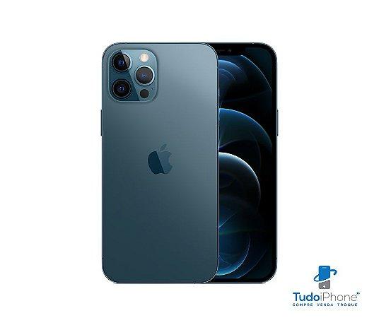 iPhone 12 Pro Max - 512GB - 1 ano de garantia Apple