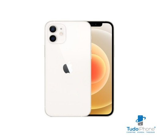 iPhone 12 Mini - 128GB - 1 ano de garantia Apple