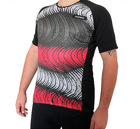 Camisa Masculina Ciclismo Selva Comfort Premium Monaro