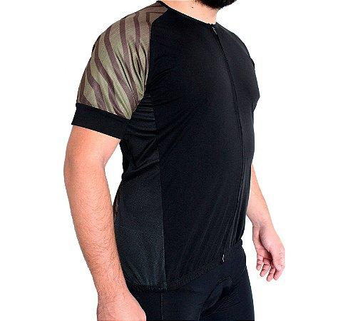 Camisa Masculina Ciclismo Militar Comfort Premium Monaro