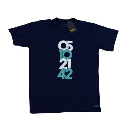Camiseta Poliamida Esporte Premium Números Monaro
