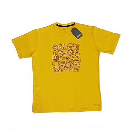 Camiseta Poliamida Esporte Running Troféus Monaro