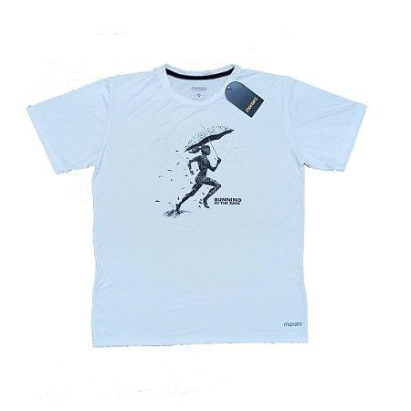 Camiseta Poliamida Esporte Running In The Rain Monaro