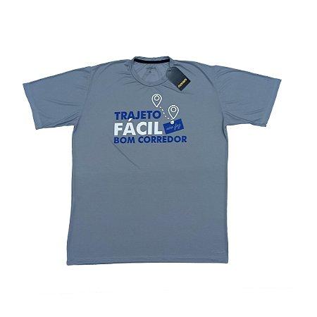 Camiseta Poliamida Esporte Running Trajeto Fácil Monaro