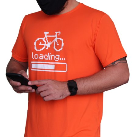 Camiseta Poliamida Esporte Running Loading Monaro