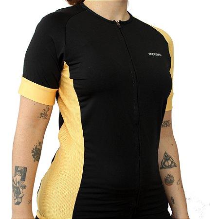 Camisa Feminina Tradicional Comfort Premium Ciclismo Monaro