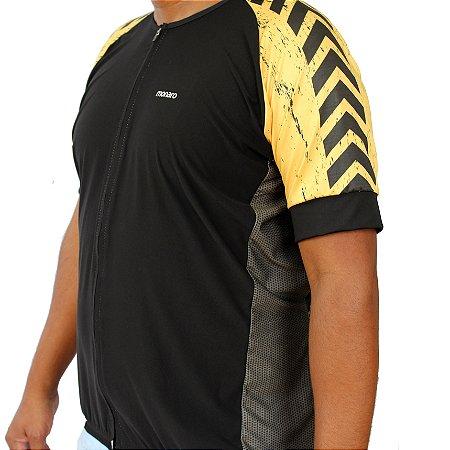 Camisa Ciclismo Masculina Street Comfort Premium Monaro