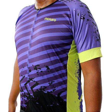 Camisa Ciclismo Masculina Rustic Comfort Premium Monaro