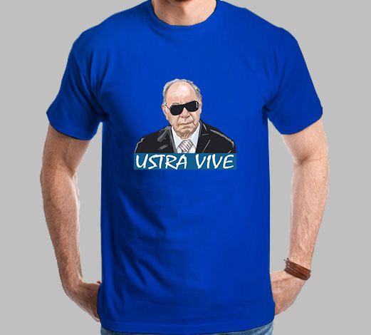 Camiseta Ustra Vive