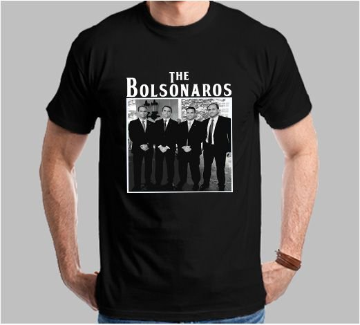 Camiseta The Bolsonaros