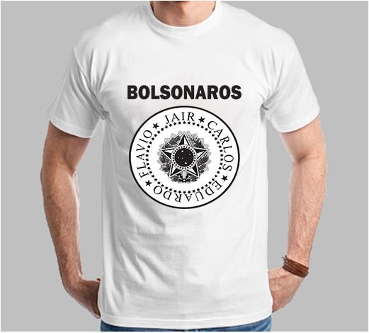 Camiseta Bolsonaros (Super Econômica!!!)