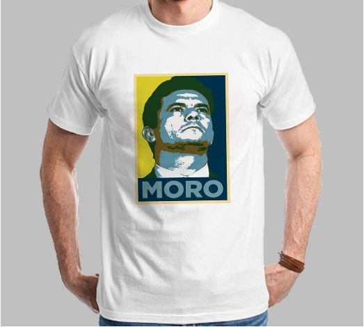 Camiseta Moro (Super Econômica!!!)