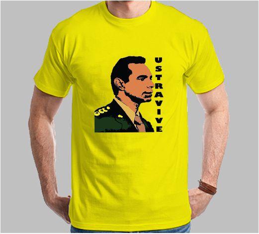 Camiseta Ustra Vive (Versão Jovem)