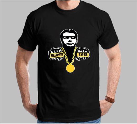Camiseta BolsoGangster