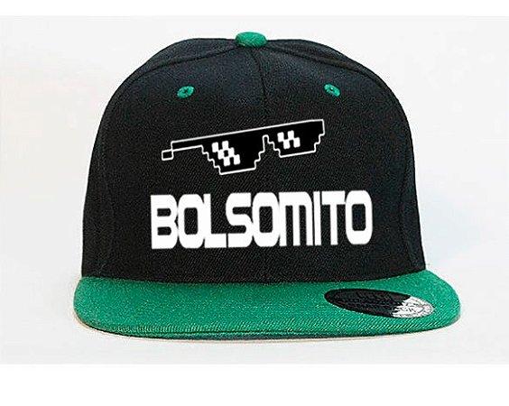 Boné Aba Reta Bolsomito