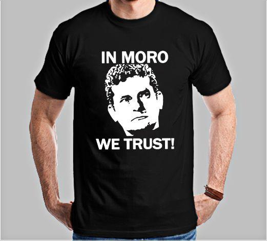 Camiseta In Moro We Trust!