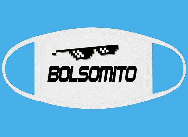 Máscara Óculos Bolsomito