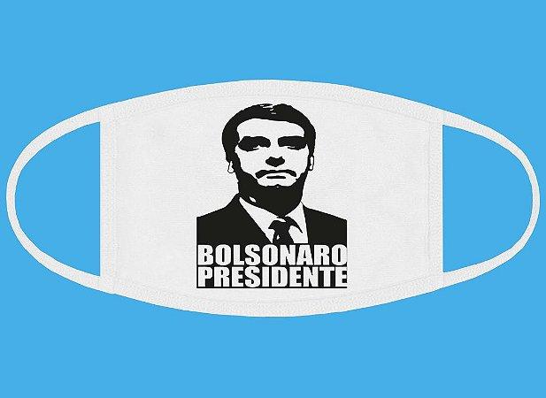 Máscara Bolsonaro Presidente