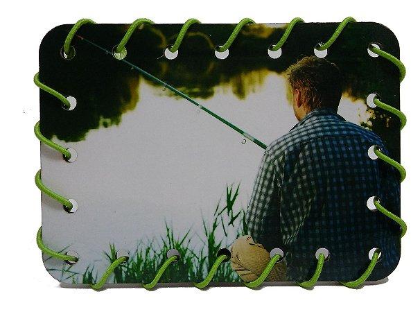 Olhe e Enlace Sênior Pescador MLS52 Mundo Lúdico