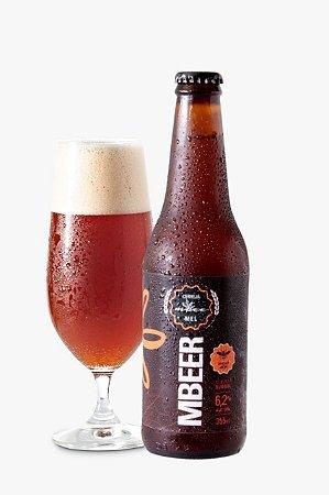 Cerveja MBeer 3º Edição - Dubeel Jataí 355ml