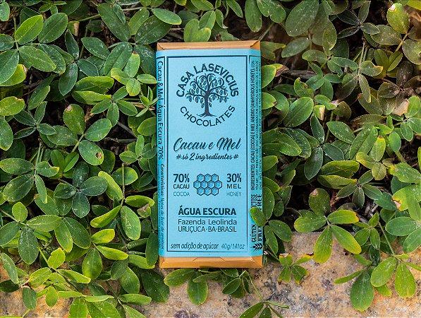 Chocolate Lasevicius - Água Escura 75%