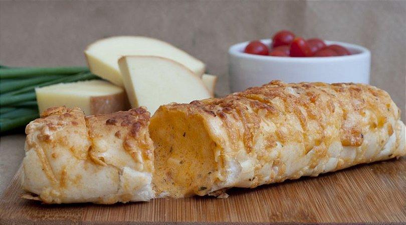Pão de Tomate com Provolone
