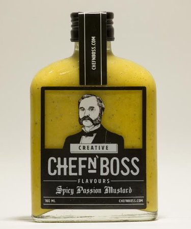 Spyce Passion Mustard - 160ml