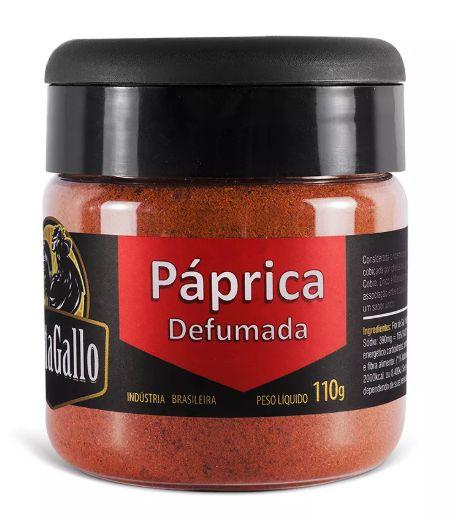 PÁPRICA DEFUMADA CANTAGALLO - 110g