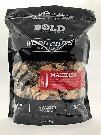 WOOD CHIPS MACIEIRAS 1KG