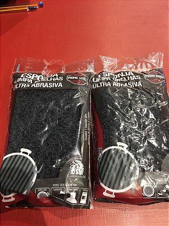 Esponja Limpa Grelha - Ultra Abrasiva