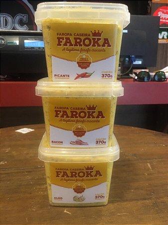 FAROFA GOURMET FAROKA - 370G